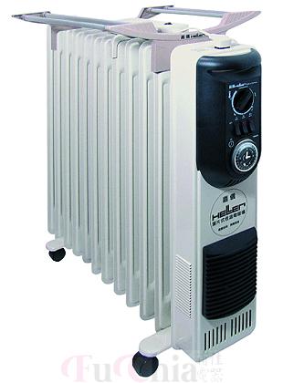 葉片式 電暖器