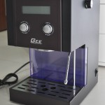 GEE微電腦義式家用咖啡機 黑色烤漆新裝上市