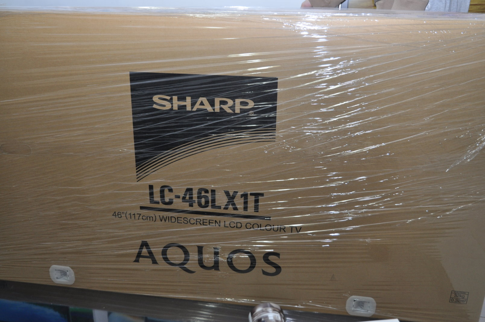 SHARP LED AQUOS LC-46LX1T液晶電視