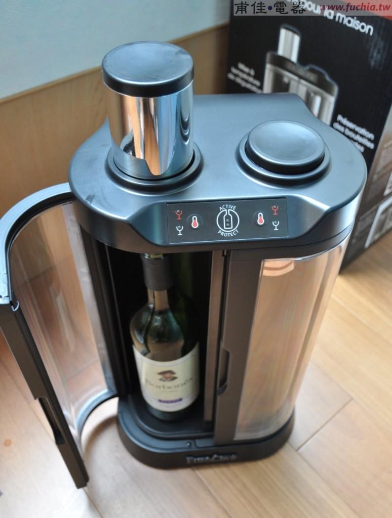 EuroCave SOWINE葡萄酒真空儲酒機
