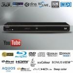 SHARP平價3D藍光播放機 BD-HP25A 新上市