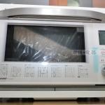 [開箱]SHARP AX-GX2T水波爐 快速開箱