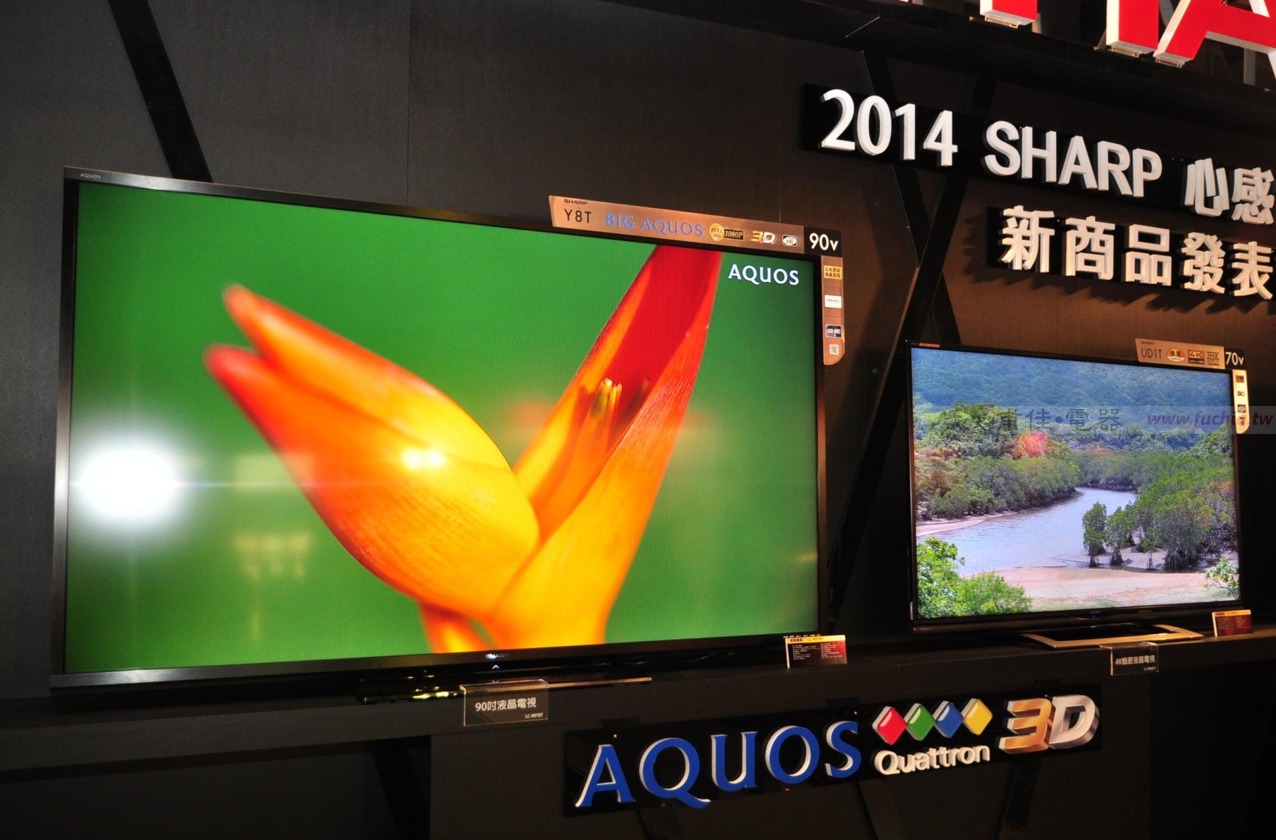 SHARP 液晶電視