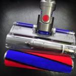 【開箱】Dyson DC74 Fluffy 無線吸塵器 全新軟質碳纖滾筒登場