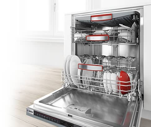 BOSCH Series8 Dishwasher