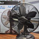 【開箱】美國Lasko AirTimes泰晤士12吋復古風扇