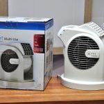 【開箱】美國Lasko智多星AirSmart渦輪風扇U11300