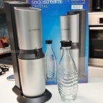 【開箱】SodaStream Crystal 玻璃水瓶氣泡水機