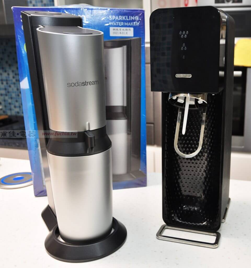 Sodastream Crystal 氣泡水機