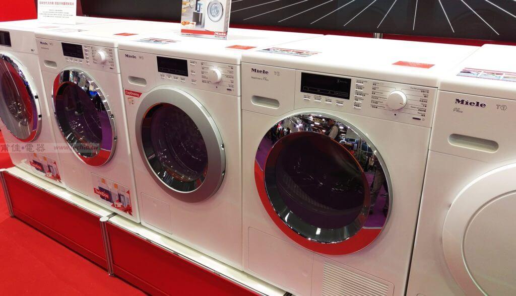 Miele W1洗衣機