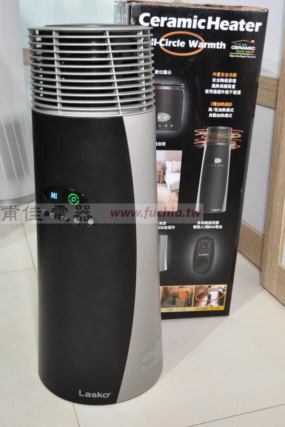 Lasko黑塔之星 陶瓷電暖器