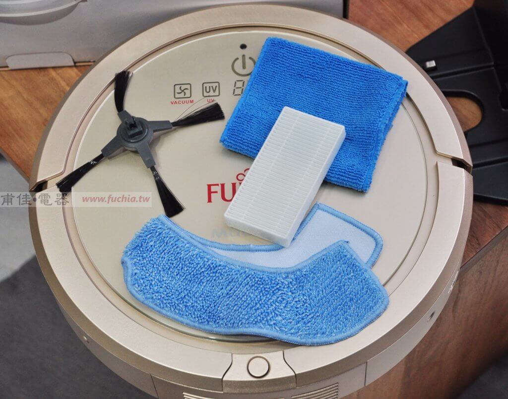 富士通掃地機器人