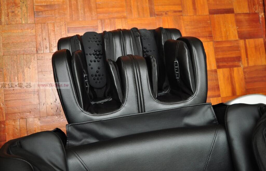 INADA 巢舒壓指技按摩椅HCP-S999E