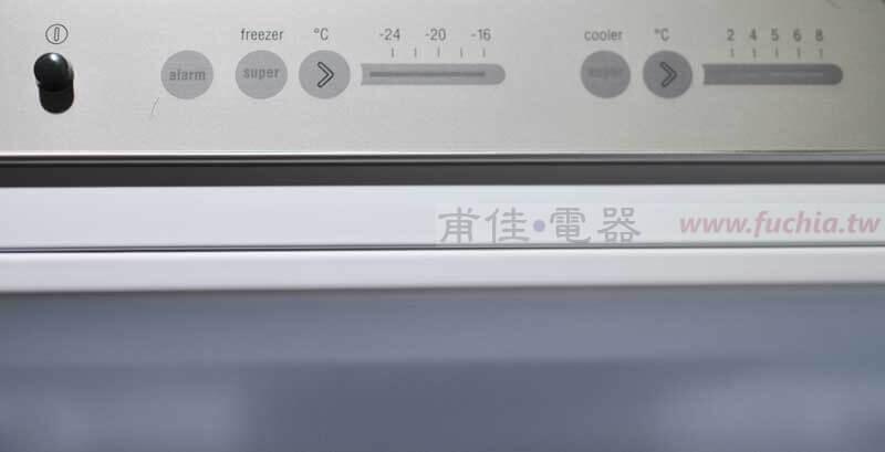 BOSCH冰箱 操作面板
