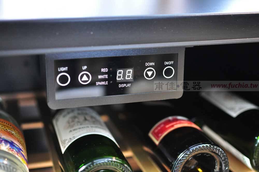 VinVautz 名望 VZ-46ABT 46瓶 酒櫃