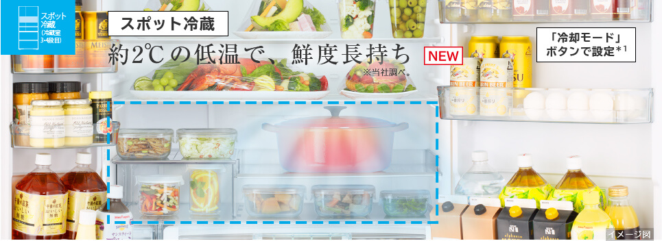 日立冰箱 即鮮冷藏