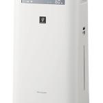 SHARP JH系列水活力空氣清淨機 CADR值
