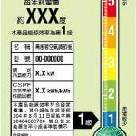 買冷氣前先認識CSPF(冷氣季節性能因數)