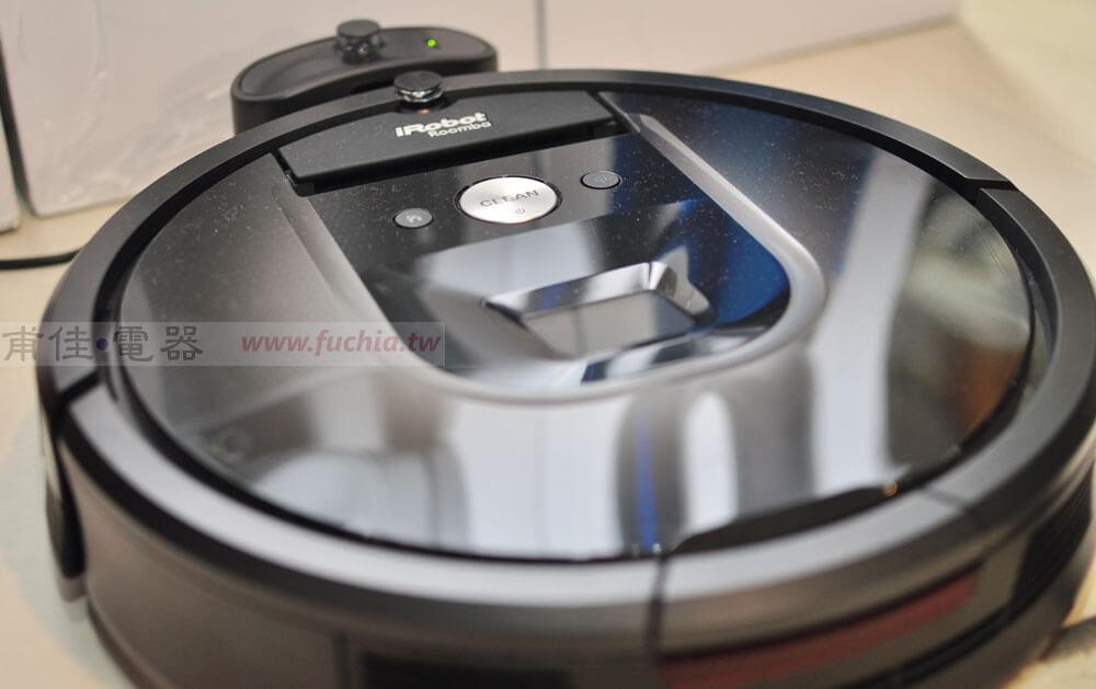 iRobot Roomba 980 掃地機器人