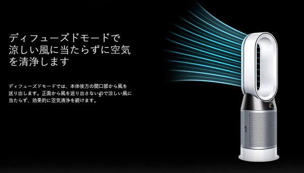 DYSON HP04 HOT+COOL 三合一冷暖清淨風扇