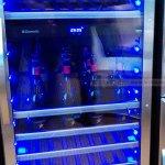 【開箱】Dometic S118G 酒櫃 雙溫 118瓶