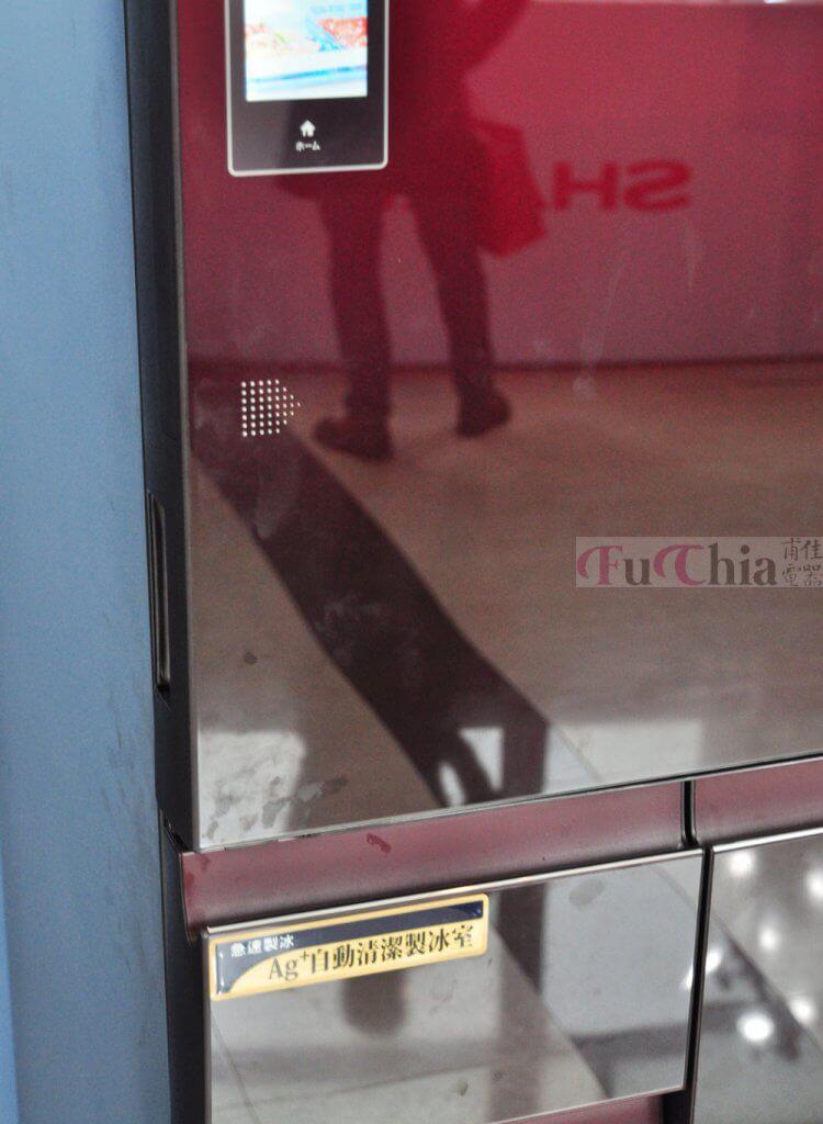 SHARP冰箱 電動門