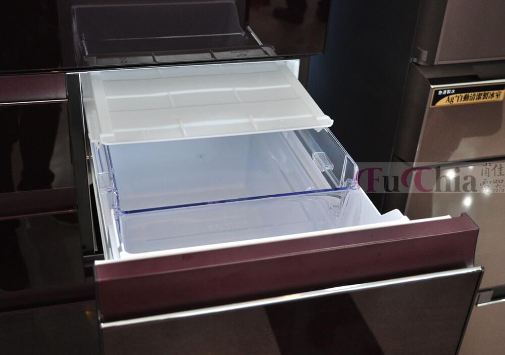 SHARP冰箱 保鮮隔板