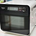 【開箱】Panasonic 蒸氣烘烤爐 NU-SC110