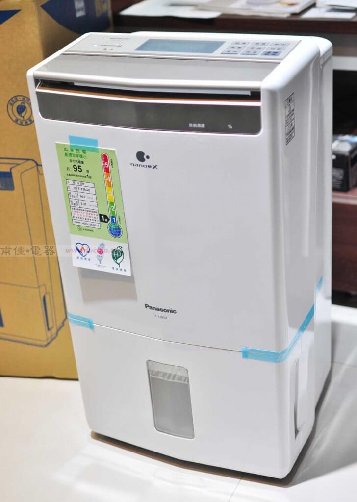 Panasonic F-Y28GX 除濕機