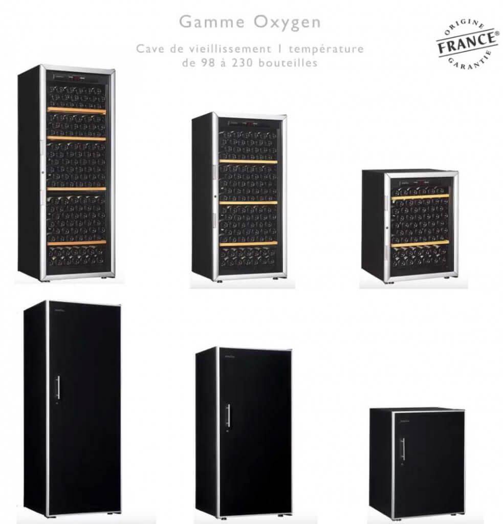 artevino-oxygen 酒櫃
