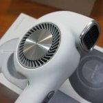 【開箱】日本 cado BD-E1 P字母造型 溫感護髮 吹風機